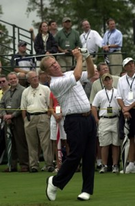 Legendary Player and Designer Jack Nicklaus: Inaugural Round